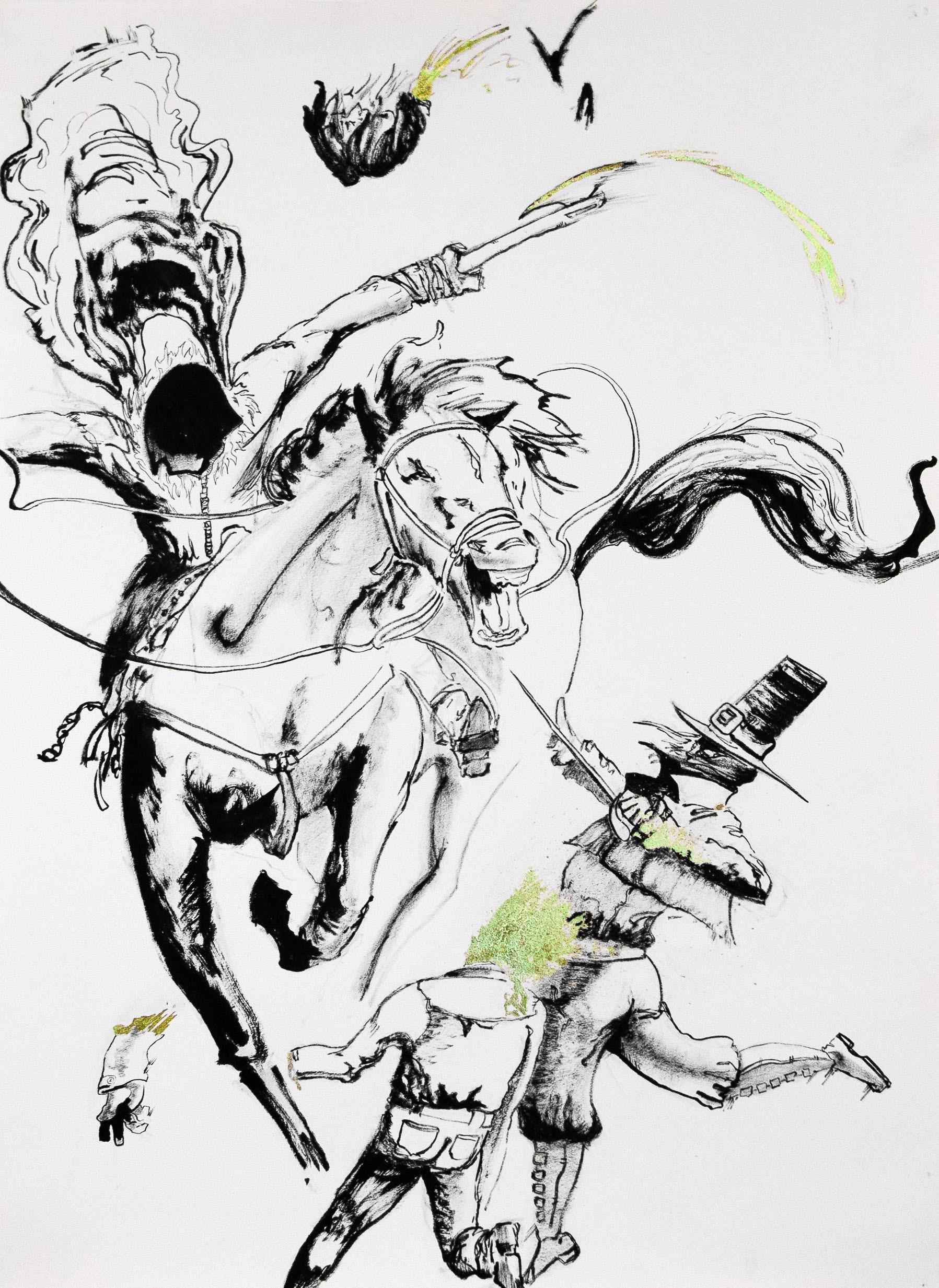 Galloping Hessian