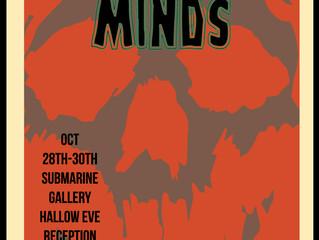 """Unsound Minds"" art show by the SPDA"