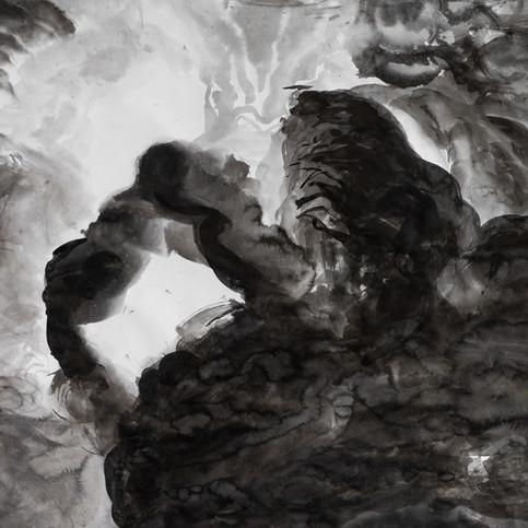 Cataclysm 2 (Detail)