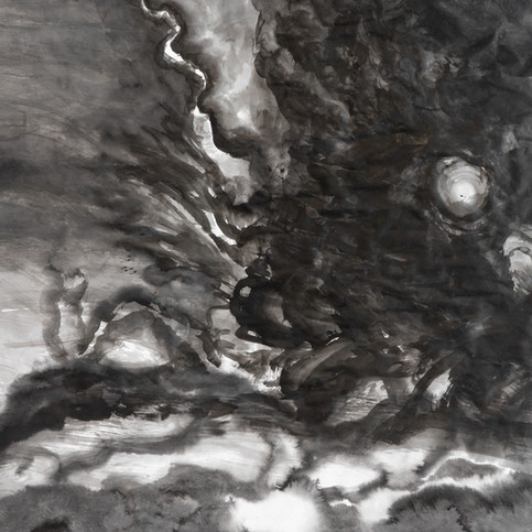 Cataclysm 3 (Detail)