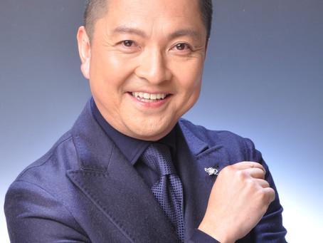 【司会】 朝岡聡さんが、グランプリコンクール&表彰式の司会者に決定。