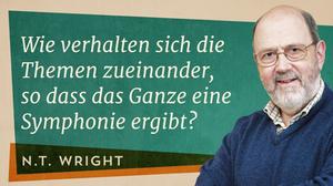 N.T. Wright Zitat Deutsch