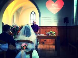 Trauung Kirche Felben