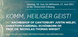 N.T. Wright Fribourg Glaube und Gesellschaft