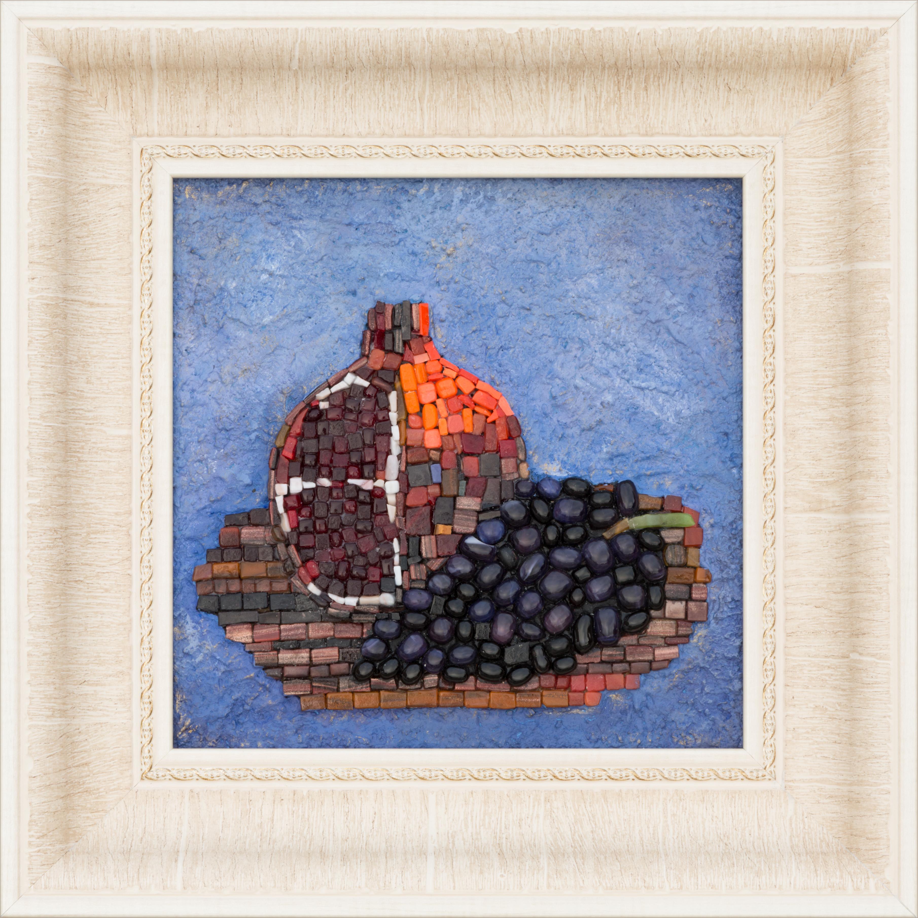 Гранат и черный виноград II