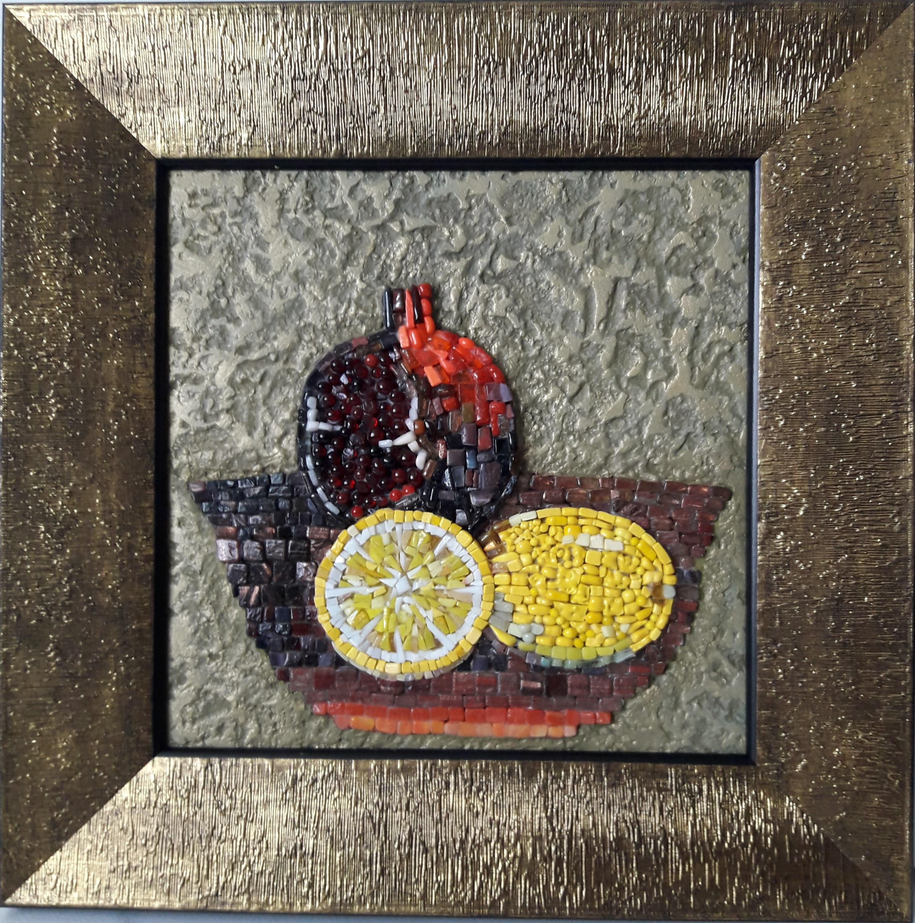 Гранат и лимоны