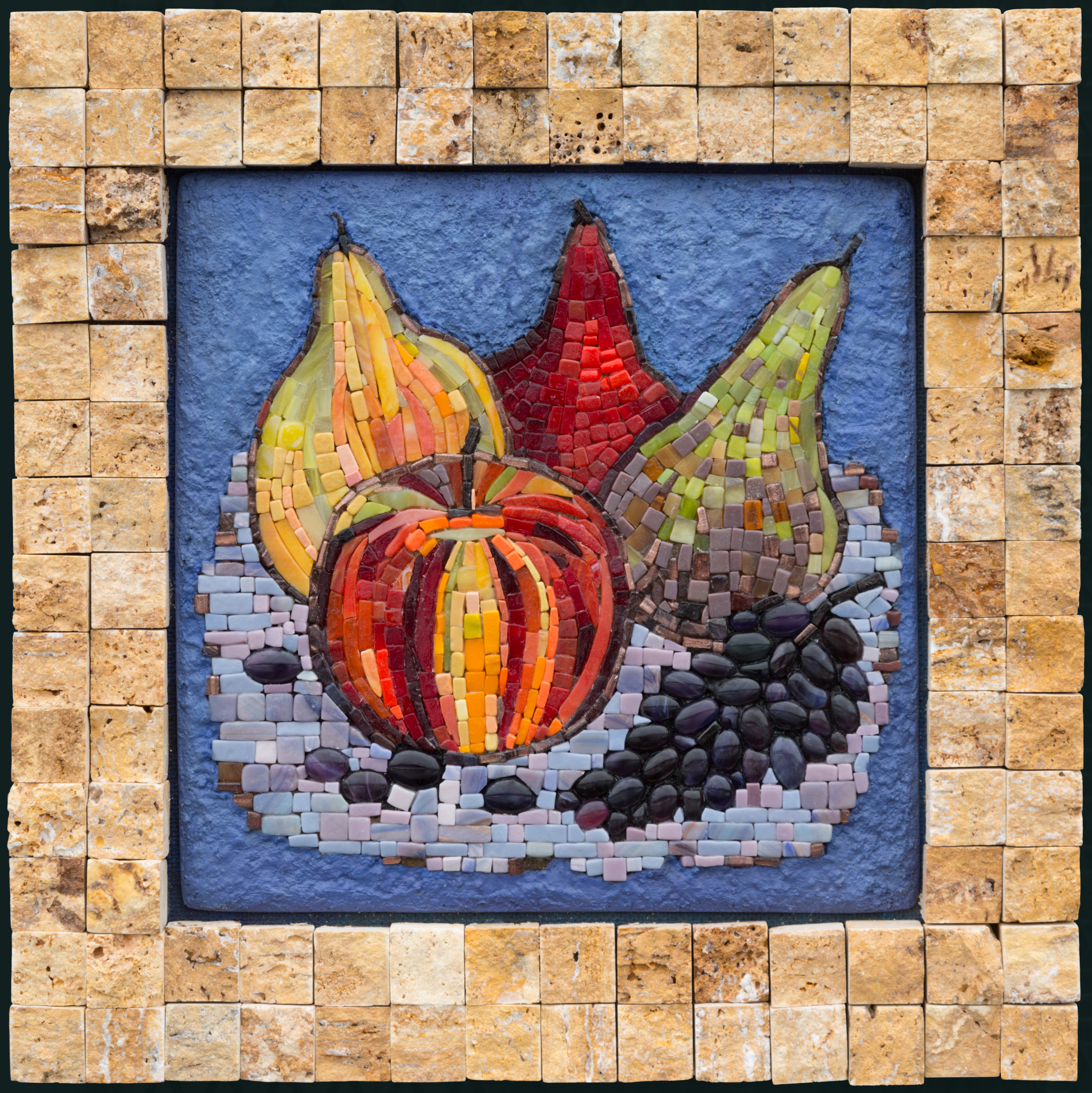 Виноград и фрукты II