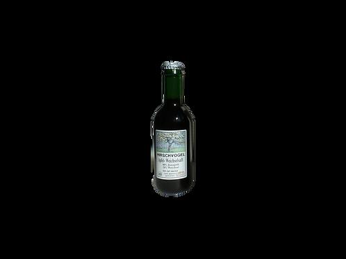 """Hirschvogel Mischsaft mini """"Apfel-Weichsel"""" 0,25l"""