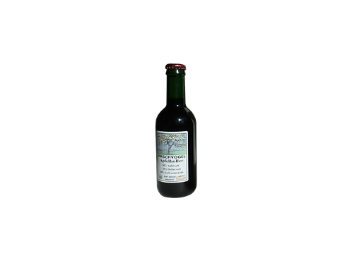 "Hirschvogel Mischsaft mini ""Apfel-Holler"" 0,25l"