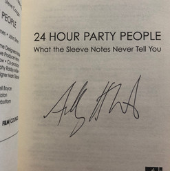 FAC 424: 24 Hour Party People: What the Sleeve Notes Never Tell You