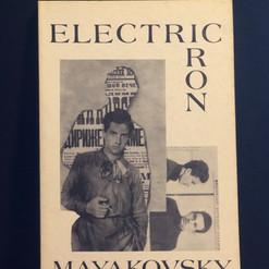Vladimir Mayakovsky, Electric iron