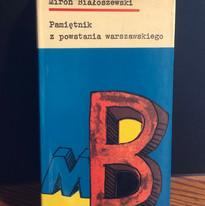 Miron Białoszewski, [A Memoir of the Warsaw Uprising]