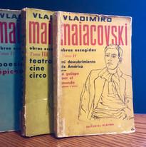 Vladimir Mayakovsky, Vol. I, II, III, IV