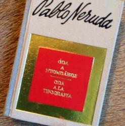 Hungarian Ode to Typography--Oda a Nyomdahoz [Oda a la Tipografía]