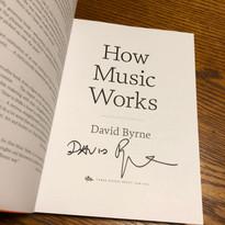 David Byrne, How Music Works