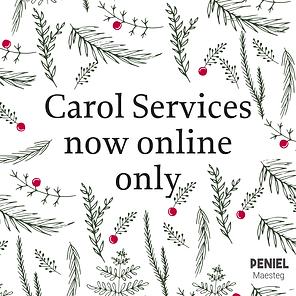 Carol Service moved online.png