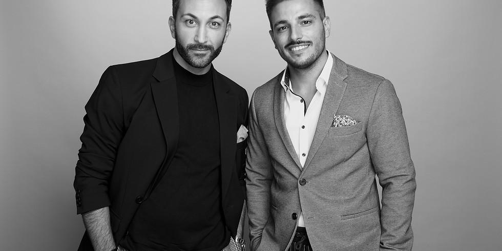 Salon Business Talk mit den Salonexperten Francesco und Raffaele (ZUSATZTERMIN)