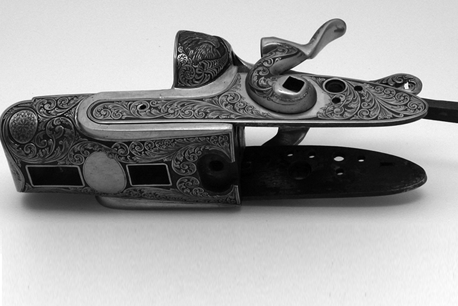 Hammer Gun Detail