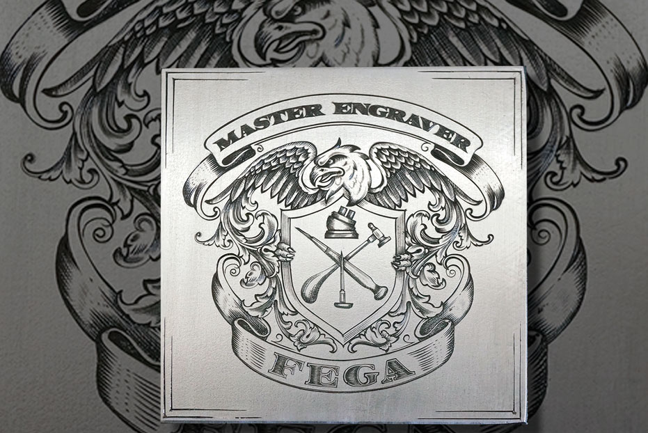 FEGA Master Coat Of Arms