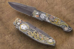 Hinemoa Knife