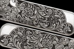 Rangi and Papa Bracelet Detail