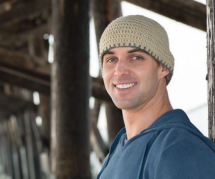 lance olson artist graphic designer smile handsome man male painter