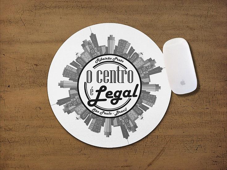 Mouse Pad - O Centro é Legal