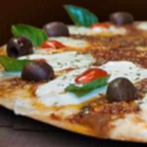 Divina Comédia Pizza Bar