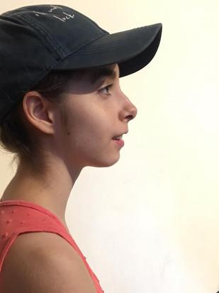 Sierra in Rehearsal