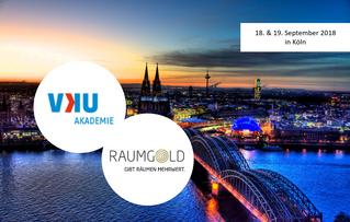 Raumgold beim VKU Stadtwerkekongress 2018