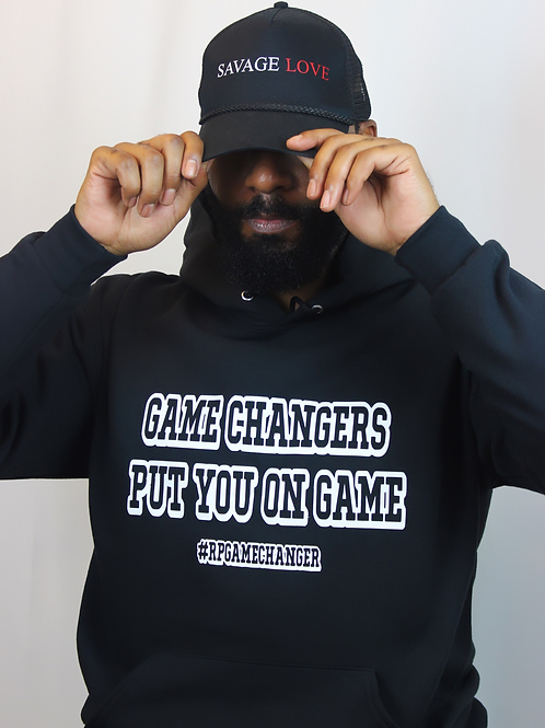Game Changers Put You On Game Hoody
