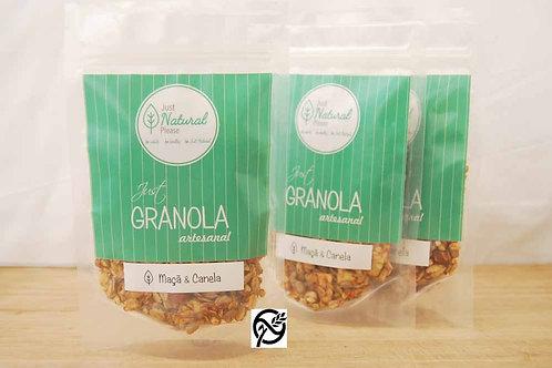 just GRANOLA Maçã & Canela Gluten Free (3 x 80 g)