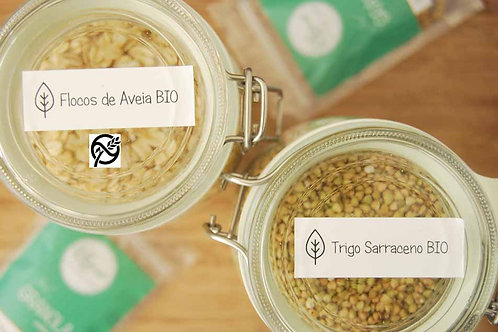 Aveia e Trigo Sarraceno BIO - at home (400 g)