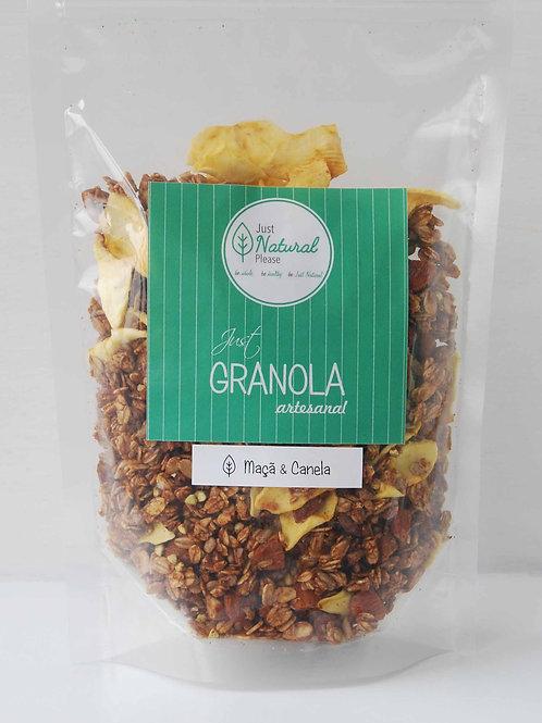 just GRANOLA Maçã & Canela - Gluten Free (400 g)