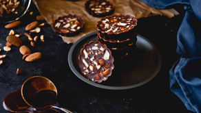 Chocolate praliné de amêndoas
