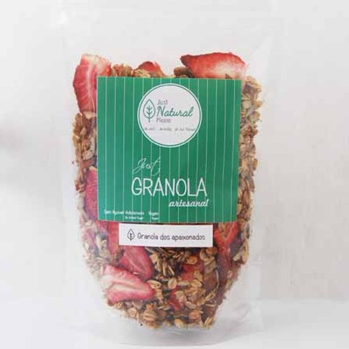 just GRANOLA dos Apaixonados - at hom (400 g)