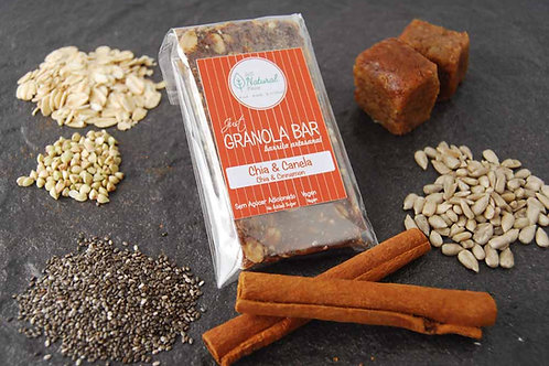 Just GRANOLA Bar - Chia & Canela