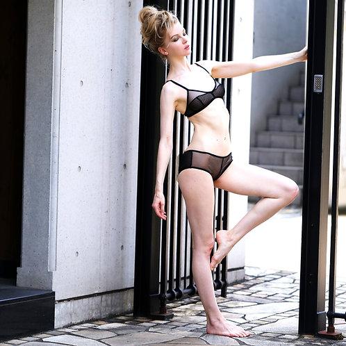 sleeping beauty - Bra&Shorts Set (black)