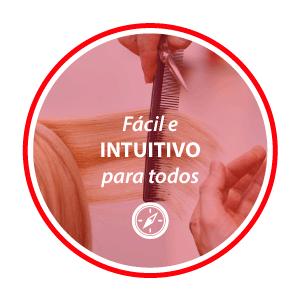 Fácil e Intuitivo