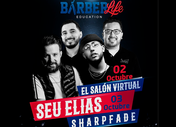 Pasaporte Talleres Barber Life Education