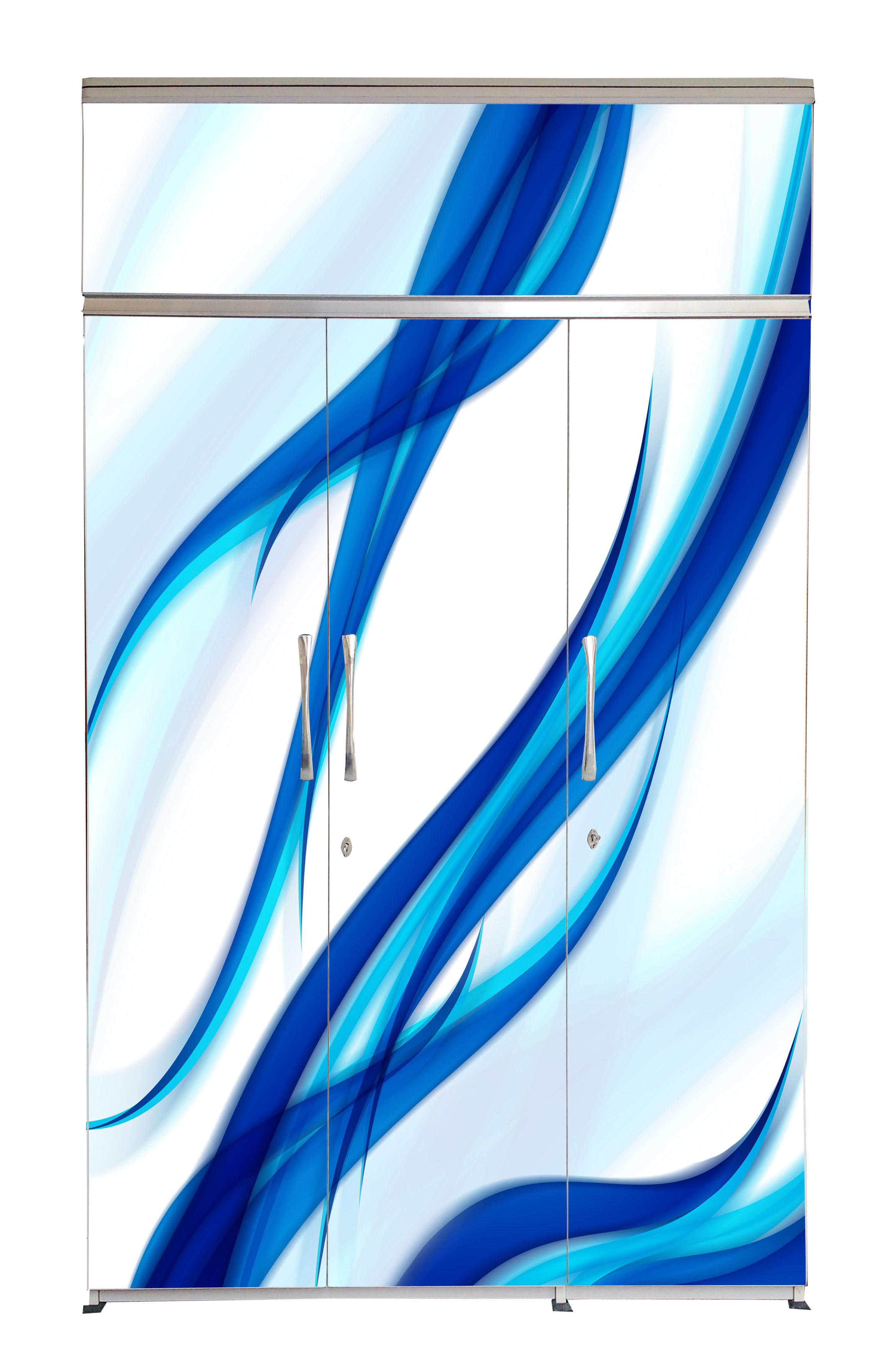 BS-3D-01-Blue Curves-C