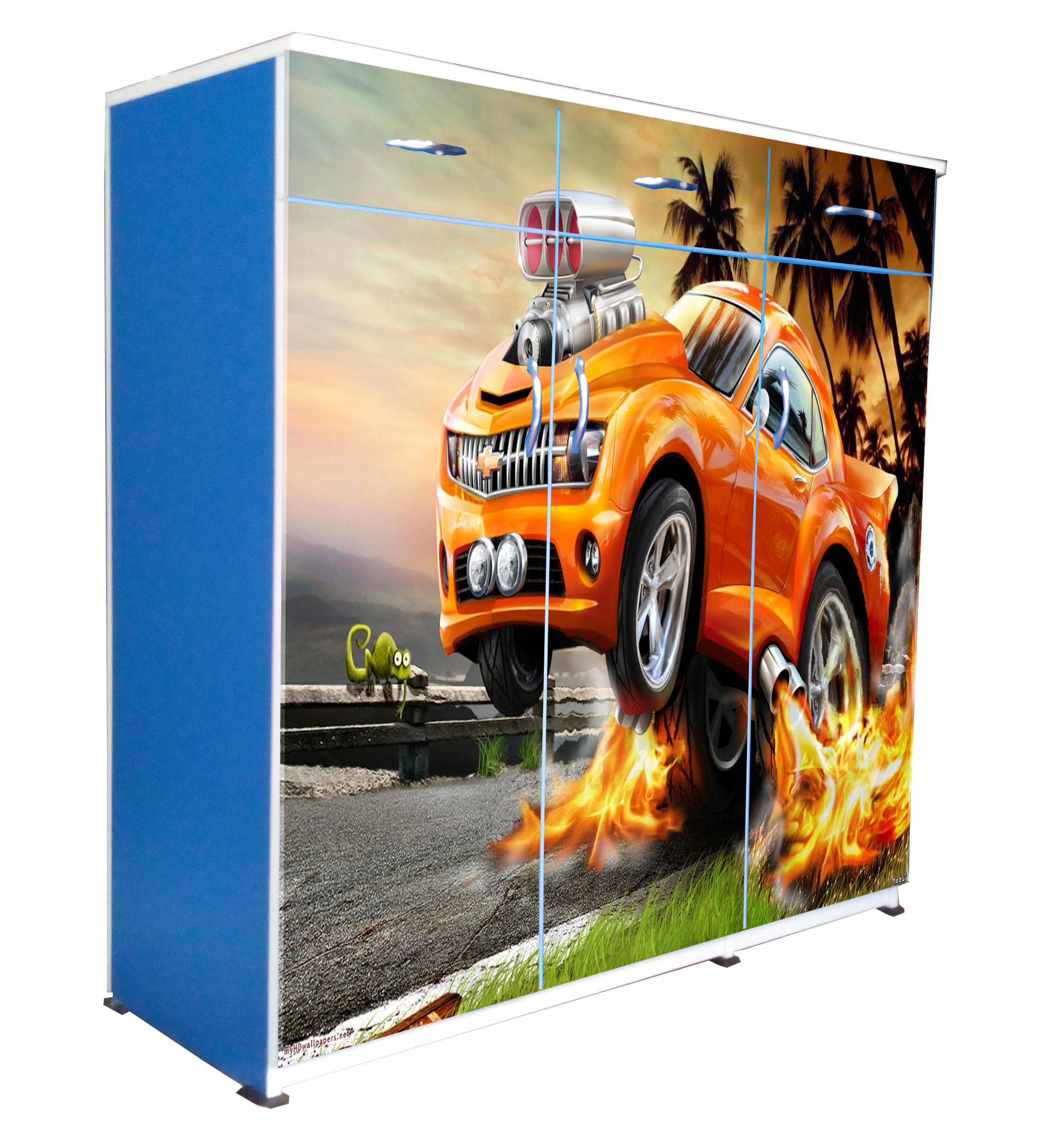 3D-Blue- Cars-1