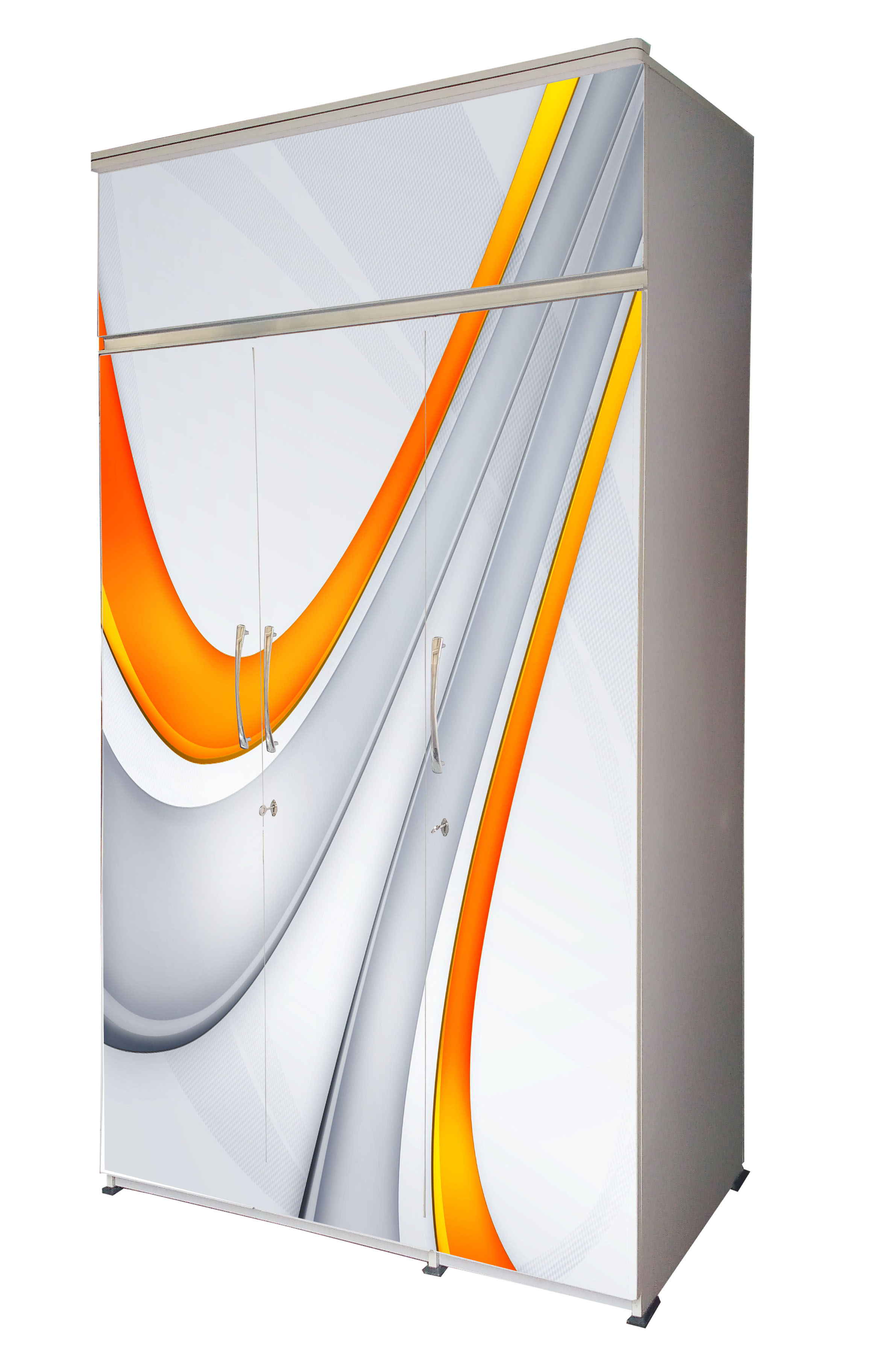 BS-3D-06-Orange Curves-A