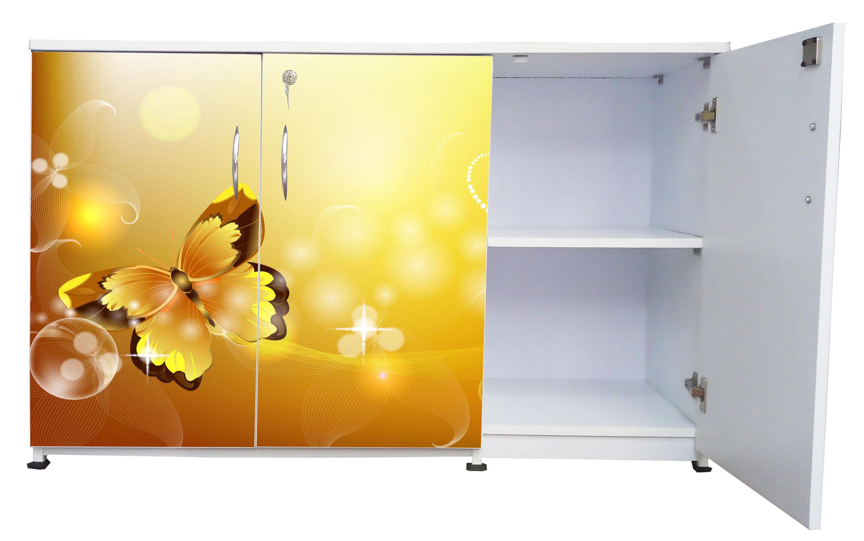 BS-3DS-20 - GoldenButterfly-B