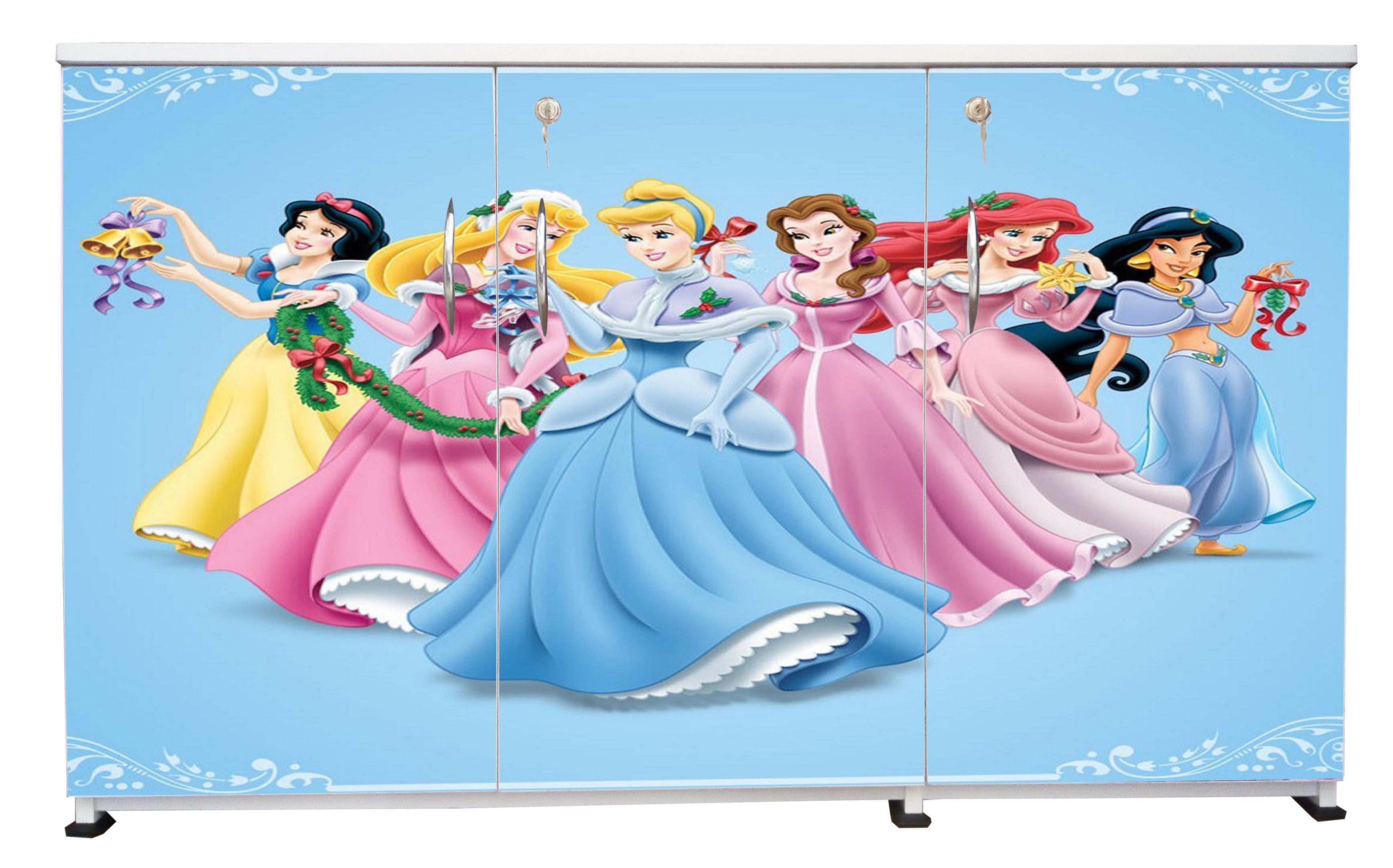 BS-3DS-06 - Princess Blue-A