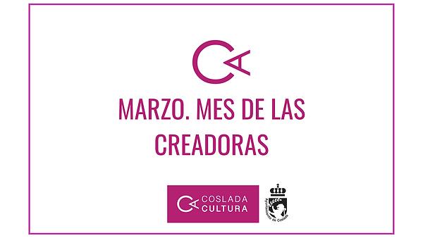 Copia de MARZO. MES DE LAS CREADORAS (12