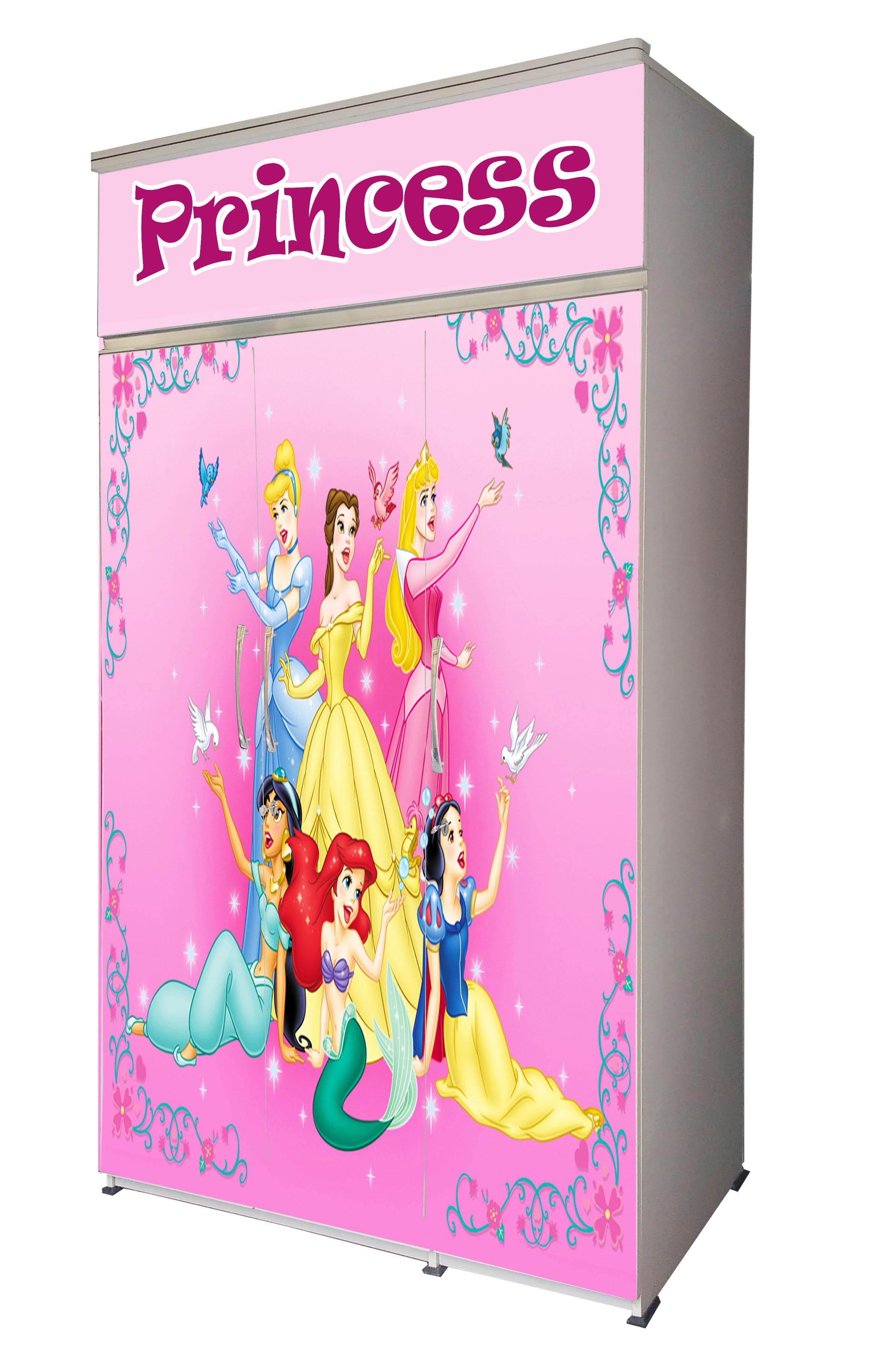 BS-3D-49 - Pink Princess-B