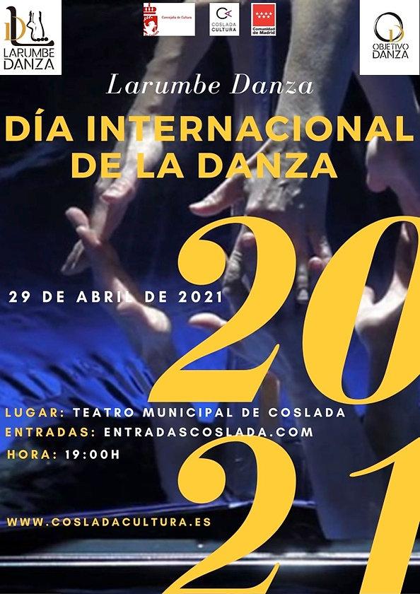 Día Internacional de la Danza en Coslada