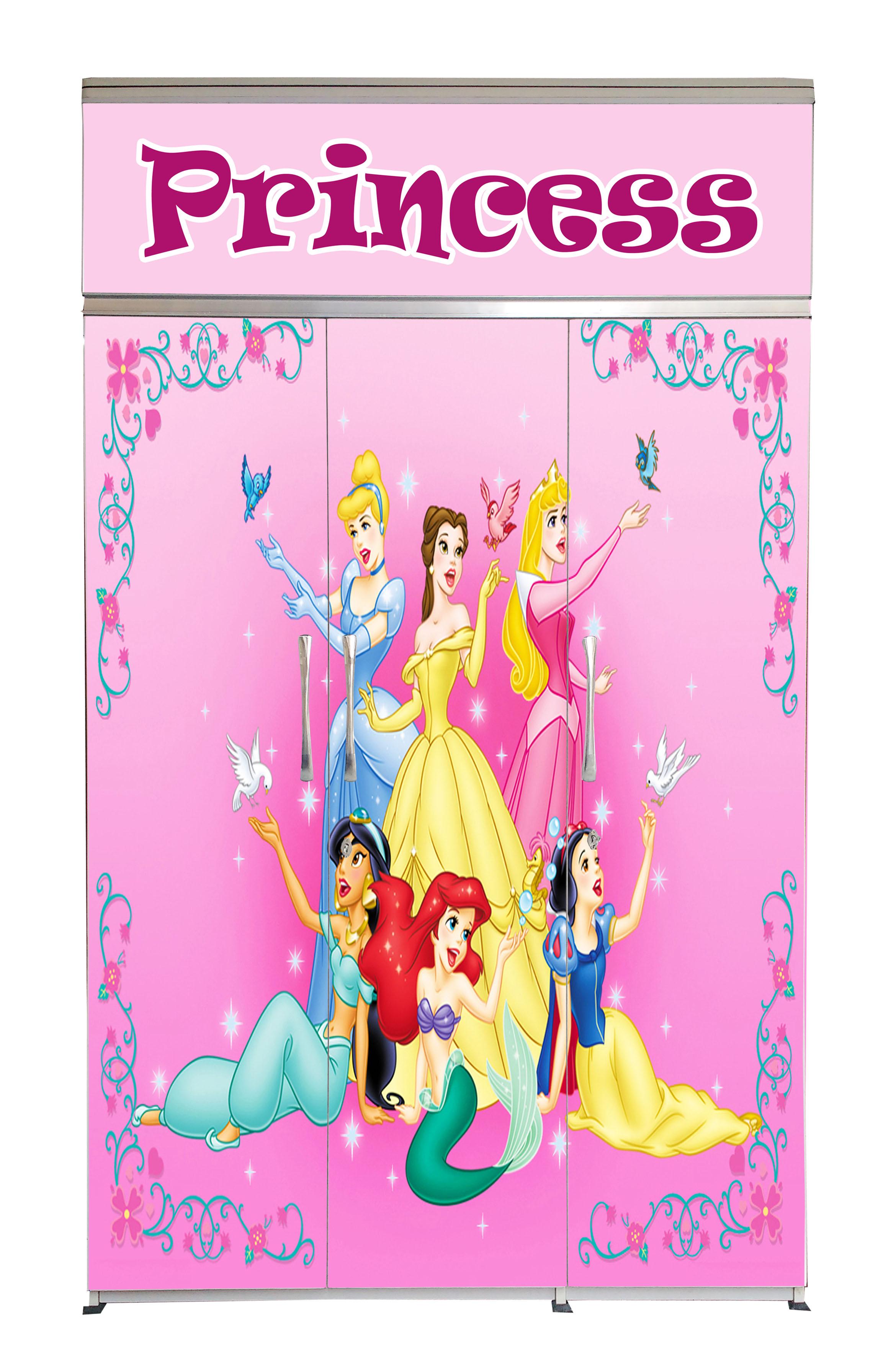 BS-3D-49 - Pink Princess-A