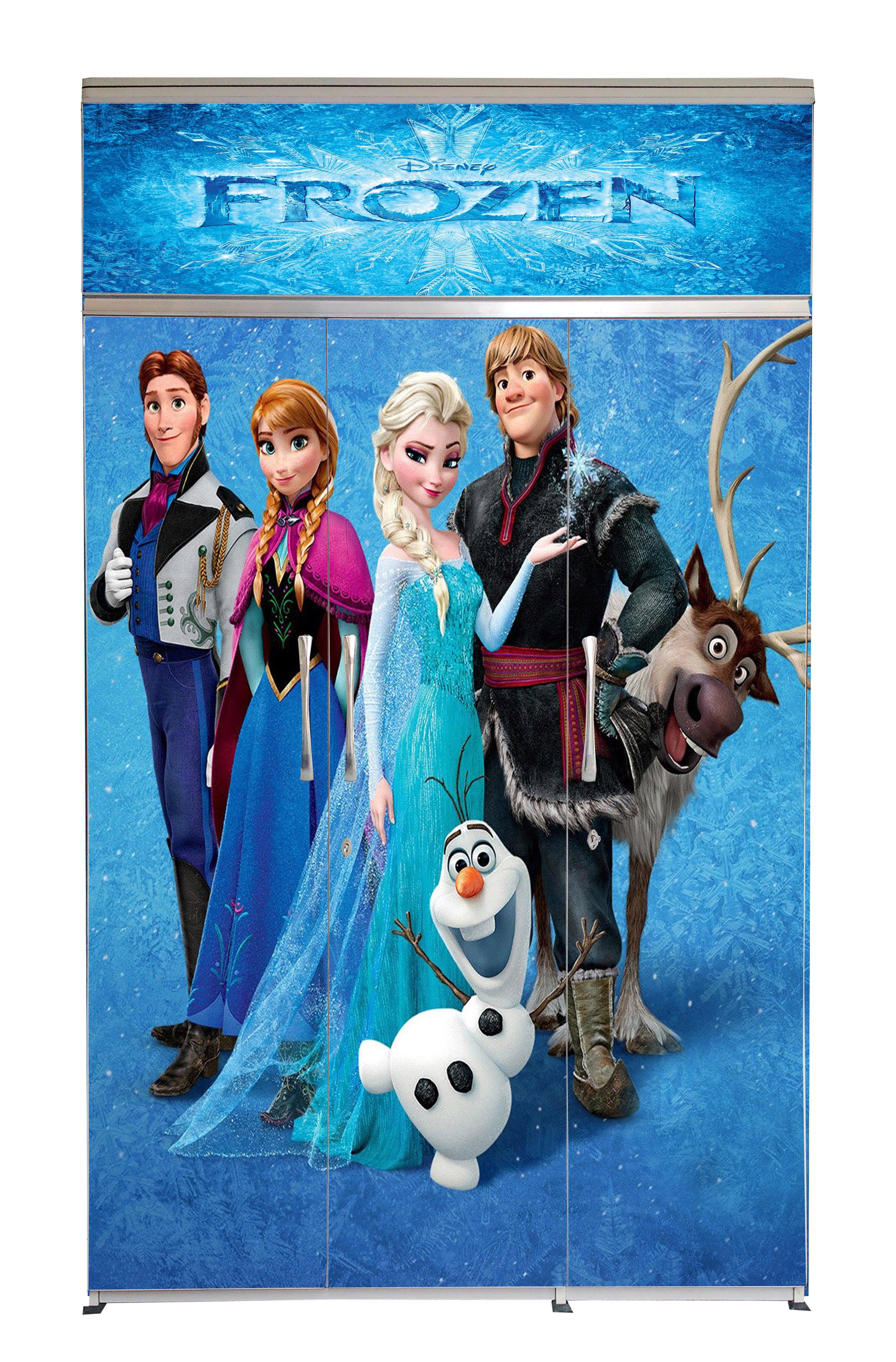 BS-3D-44 - Frozen-A